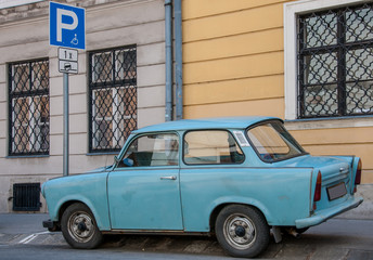 The Trabant Car