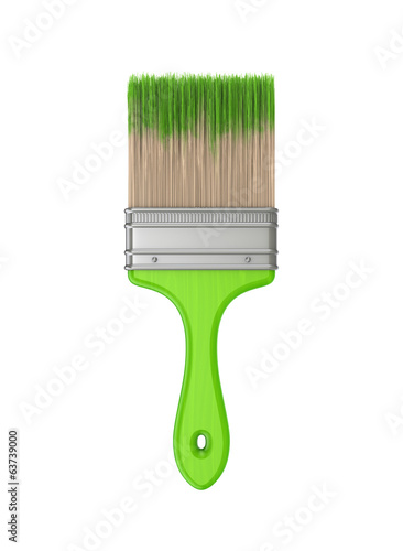Paint brush.