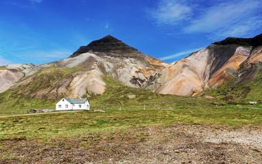 Farm in Iceland - snaefellsnes