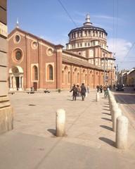 Milano, Santa Maria delle Grazie