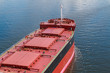 canvas print picture - Bulk Carrier