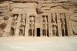 The Temple of Hathor and Nefertari, Abu Simbel, Egypt