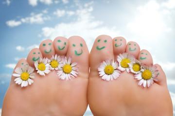 Gesundheit der Füße