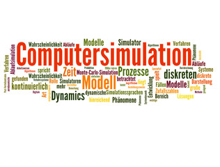 Computersimulation (Modell, Simulator)