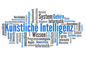 Künstliche Intelligenz (KI, Roboter, Informatik)