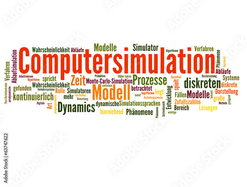 Computersimulation (Modell, Simulator)
