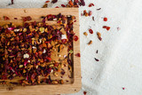Delicious caffeine-free infusion of dried fruit poster