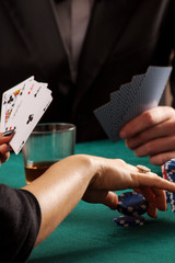 Chips and cards
