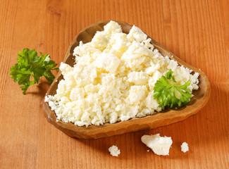 Bryndza cheese