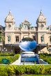 Front of the Grand Casino in Monte Carlo, Monaco,