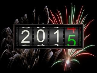 Jahreswechsel 2015 d