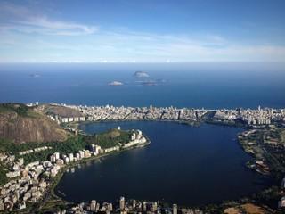 Rodrigo de Freitas lagoon (lagoa), Rio de Janeiro