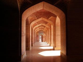 Shah Jahan Mosque Thatta, Pakistan