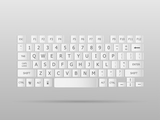 Keyboard Illustration