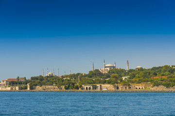 coast of Istanbul