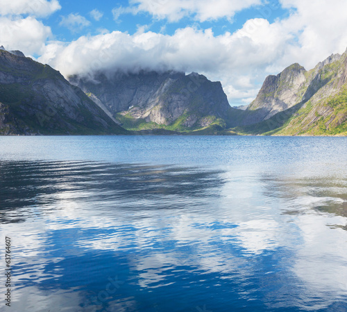 Norway landscapes - 63764607