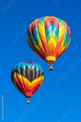 Fototapeta Hot air baloons