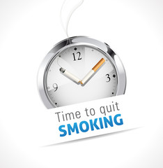 Stopwatch - Time to quit smoking