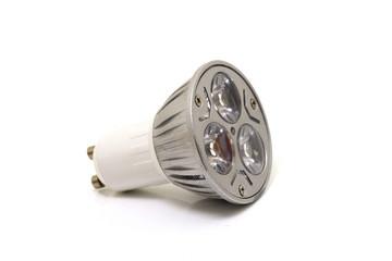 LED Birne isoliert