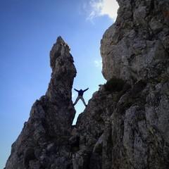 kayalıkların ihtişamı