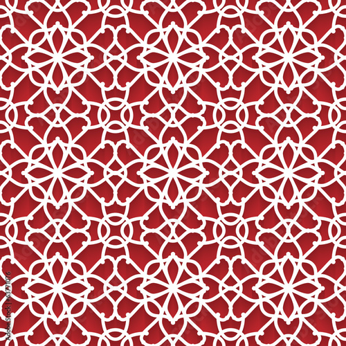 Papiers peints Artificiel Paper lace texture, seamless pattern