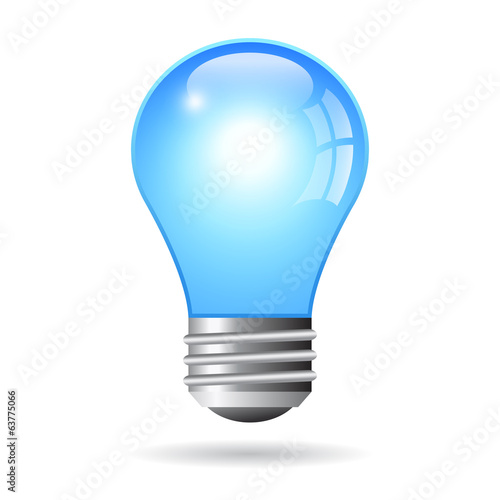 Electric bulb illustration