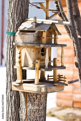 Birdhouse for the birds