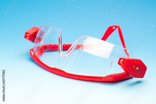clear black safety glasses for professional/patien t (health equ