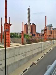 architettura post-industriale a torino