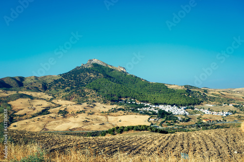 Views of Grazalema village, Cadiz