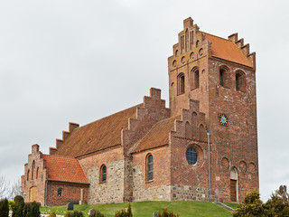 Kregme church, Denmark