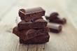 Porous chocolate