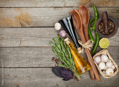 Herbs, spices and seasoning