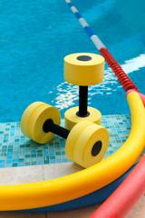 Equipment for Aqua Aerobics