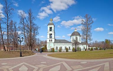 Усадьба Царицыно. Церковь Пресвятой Богородицы