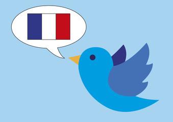 tweet france