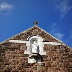 religious icon building