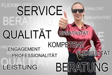 Geschäftsfrau 25