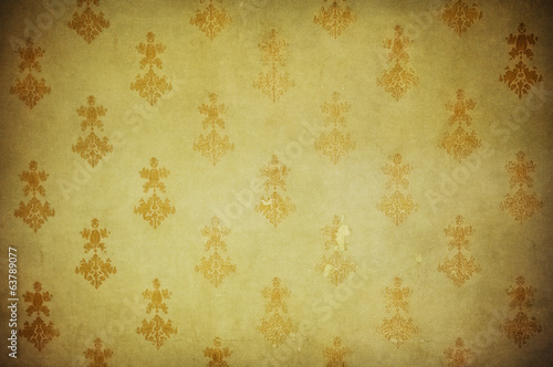 canvas print picture grunge vintage wallpaper