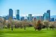 Sunny Denver Skyline - 63793298
