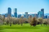 Sunny Denver Skyline - Fine Art prints