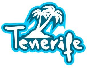 Tenerife palm