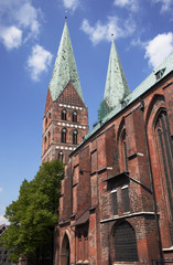 Luebeck Marien-Church
