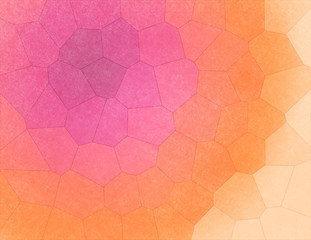 Colorful Geometric Mosaic - Abstract Background