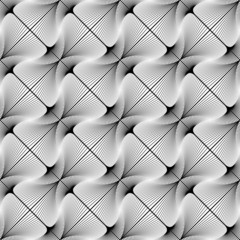 Design seamless striped diagonal geometric pattern