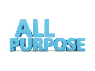 3d All Purpose
