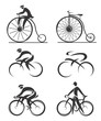 Cycling differently styled icons - 63799836