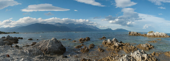 Kaikoura in New Zealand