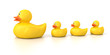 rubber duck family - 63800048