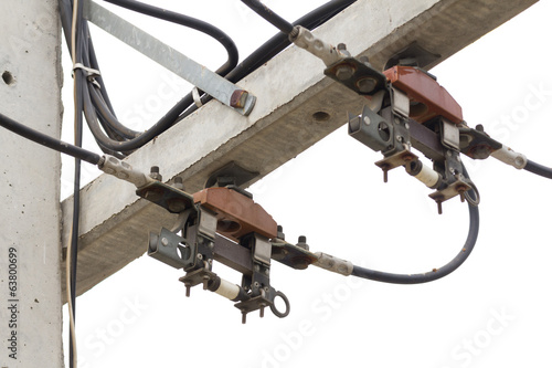 Fuses and cable high voltage